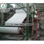 1760mm Tissue Paper Making Line & Paper Moulding Machine