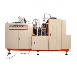 Automatic Single PE Coated Paper Cup Forming/Making Machine